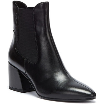 Vagabond Olivia Chelsea Womens Black Boots women's Low Ankle Boots in Black. Sizes available:4